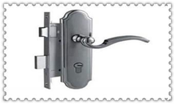 防盗门锁哪个牌子好-普通防盗门锁多少钱一把_如何用铁丝开锁钥匙丢了门锁旋转-技巧-图解
